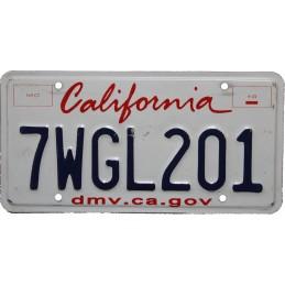 California 7WGL201 -...