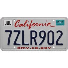 California 7ZLR902 -...