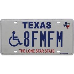 Texas 8FMFM - Authentic US...