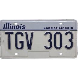 Illinois TGV303 -...