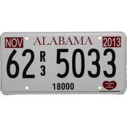 Alabama 625033 - Autentická...