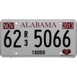 Alabama 625066 - Autentická...