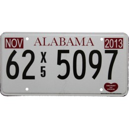 Alabama 625097 - Authentic...