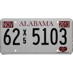 Alabama 625103 - Autentická...