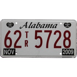 Alabama 625728 - Authentic...