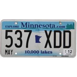 Minnesota 537XDD -...