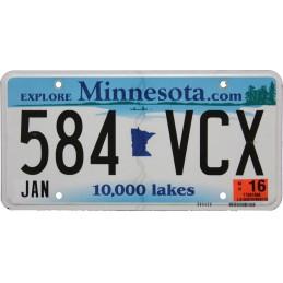 Minnesota 584VCX -...