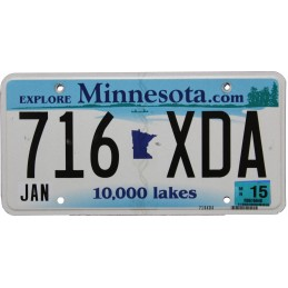 Minnesota 716XDA -...