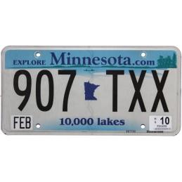 Minnesota 907TXX -...