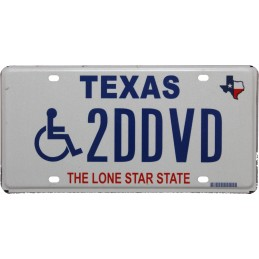 Texas 2DDVD - Authentic US...